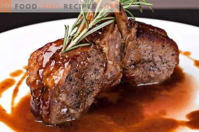 Sosy mięsne są najlepszymi przepisami. Jak właściwie i gotować sos do mięsa.