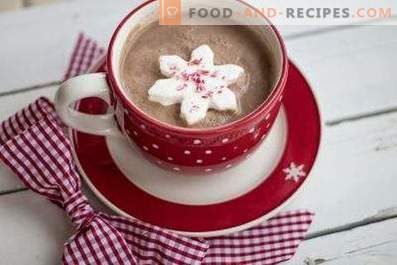 How to make cocoa in milk