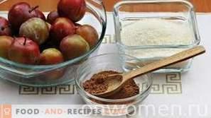 Cinnamon Plum Jam