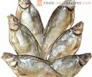 Jak przechowywać suszone ryby