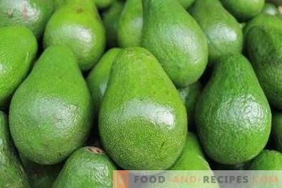How to choose avocado
