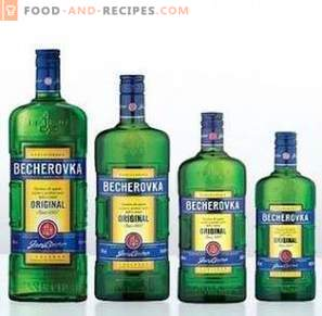How to drink Becherovka