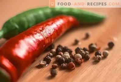 Jak usunąć spalanie z gorącej papryki
