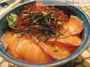 How to store salted salmon