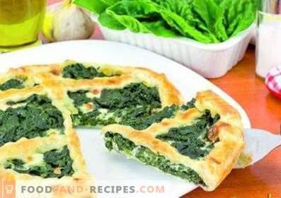 Ramson Pie
