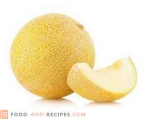 Melon: korzyści zdrowotne i szkody