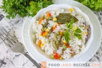 Ryż na przystawkę w wolnej kuchence