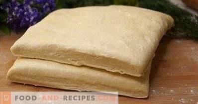 Ciasto francuskie w domu