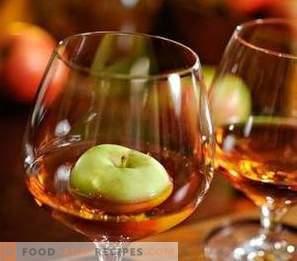 Calvados w domu