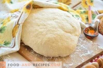 Тесто за равиоли