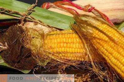 Jak przechowywać kukurydzę