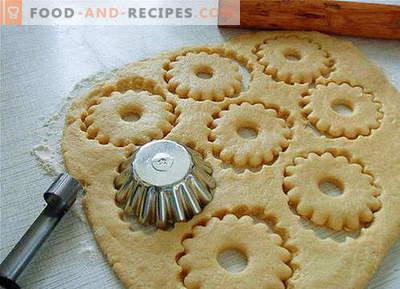 Ciasto kruche - najlepsze przepisy. Jak prawidłowo i smacznie przygotować ciasto kruche.