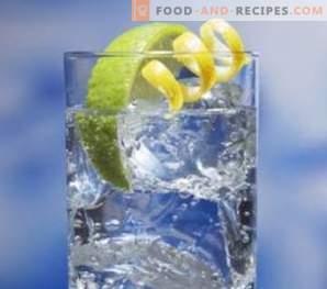 Cum se bea gin