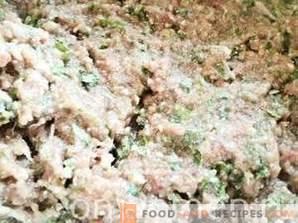 Chebureks z mięsem