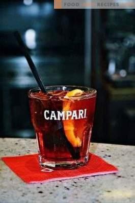 Como beber Campari