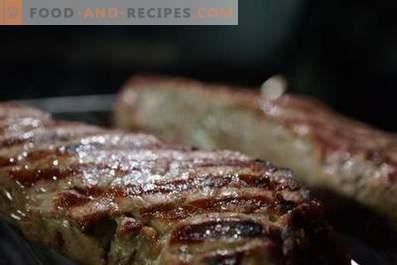 Elandenvlees koken