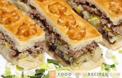 Ciasto z ziemniakami i grzybami - leśna bajka! Najlepsze przepisy na pyszne ciasta z ziemniakami i grzybami na każdą okazję