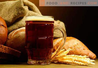 Domowy kwas chlebowy: chleb, żyto, zakwas, bez drożdży - najlepsze przepisy. Jak zrobić kwas chlebowy w domu.